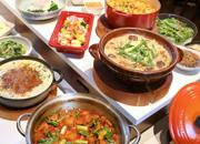 8種の鍋料理を食べ比べ